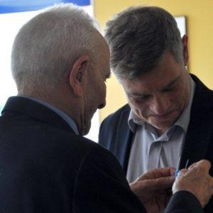 Médaille de la Jeunesse et des sports pour Jean-François Dupré