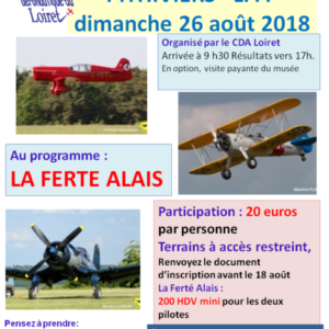 Rallye du Loiret 2018