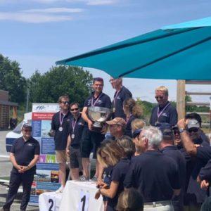 Nicolas : première place au championnat de France de rallye aérien Elite 2019