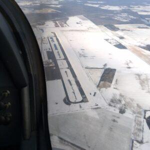 Vol d'hiver