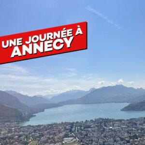 Sortie Annecy – 12 Septembre 2021